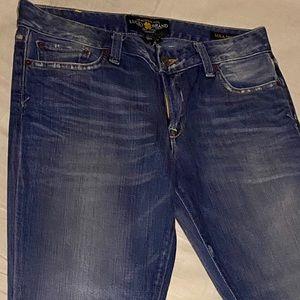 Lucky Brand Lola Skinny jeans Sz 10 EUC